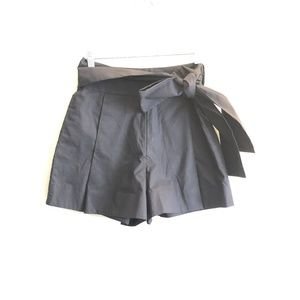 J Crew High waist shorts with belt NWT  size 000